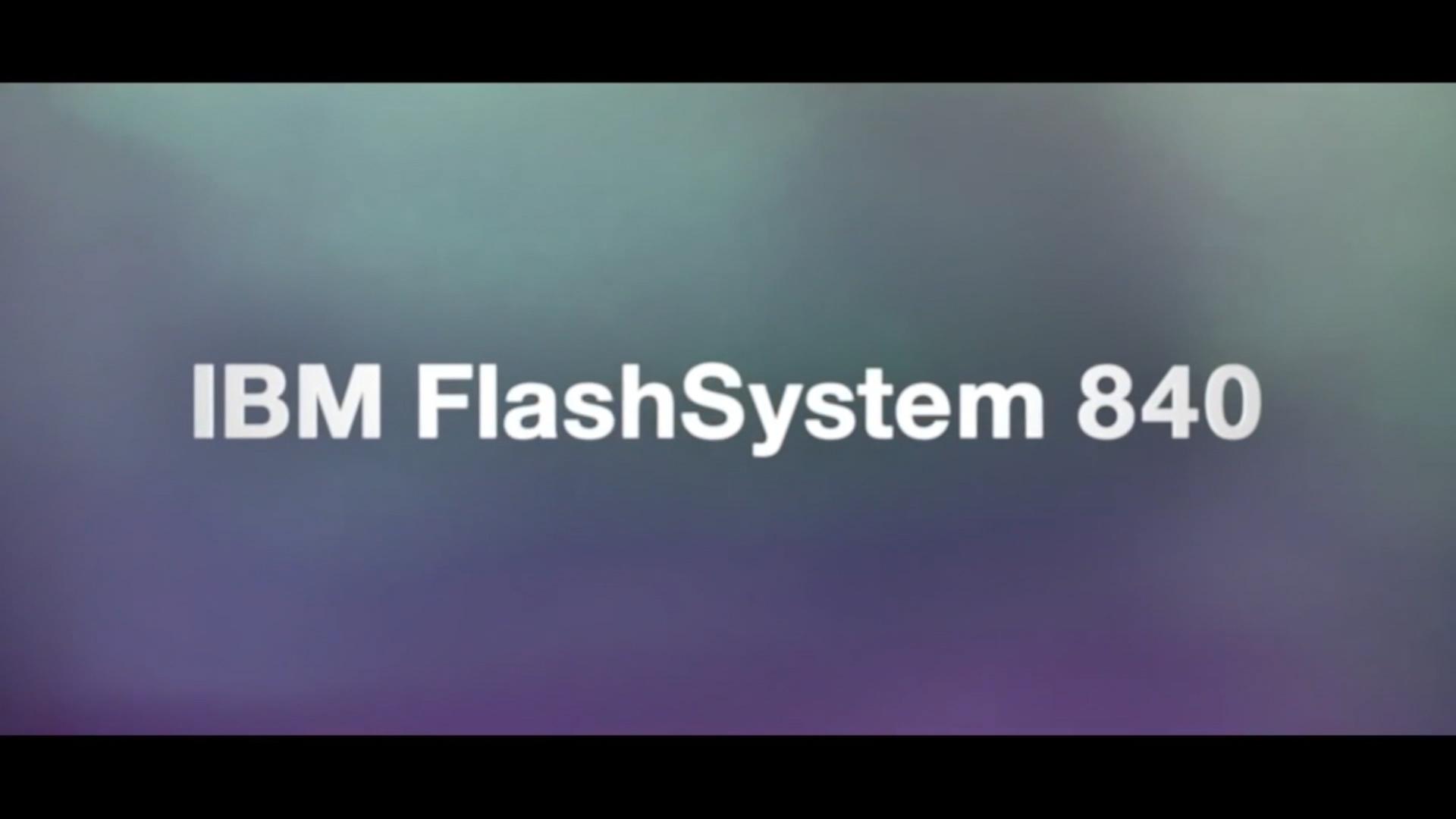 FlashSystem 840