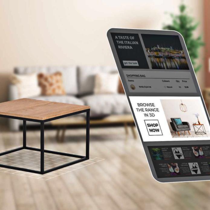 新たなブランディング戦略 | AR(拡張現実)広告の集客力